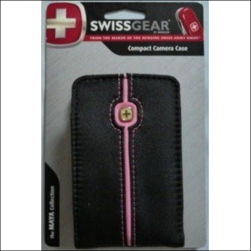 K-SWISS  Swiss Gear Compact Camera Phone Case NEW