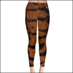 Net-Steals New, Leggings 'Tiger Skin'